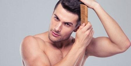 کاشت موی طبیعی به روش ترکیب